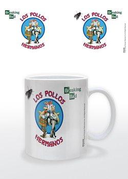 Hrnček Breaking Bad (Perníkový tatko) - Los Pollos Hermanos