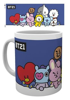 Hrnček  BT21 - Group