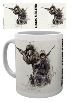Hrnček Call Of Duty WWII - Smoke