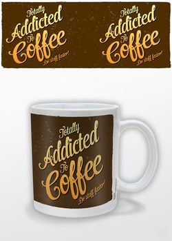 Hrnček  Coffee Addict