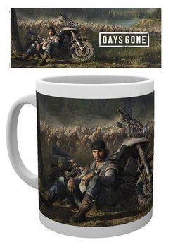 Hrnček Days Gone - Bike