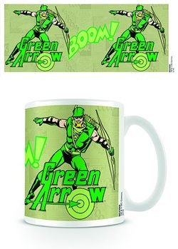 Hrnček  DC Originals - Green Arrow