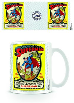 Hrnček DC Originals - Superman No.1