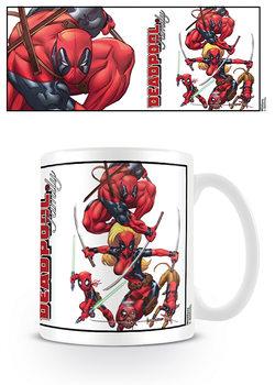 Hrnček Deadpool - Family