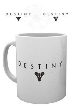Hrnček Destiny - Logo