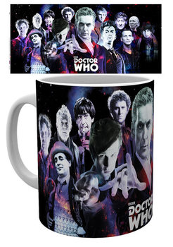 Hrnček Doctor Who - Cosmos