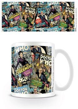 Hrnček Doctor Who - Montage