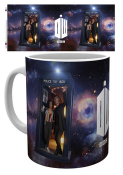 Hrnček Doctor Who - Season 10Ep 1 Iconic