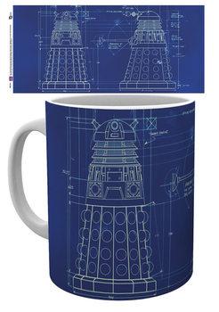 Hrnček Doctor Who - Tardis Sign