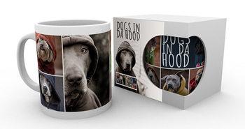 Hrnček Dogs In Da Hood - Dogs