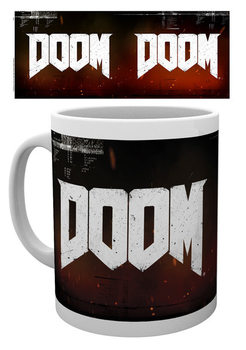 Hrnček Doom - Doom