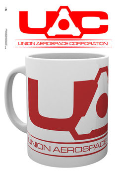 Hrnček Doom - UAC
