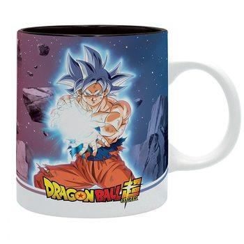 Hrnček Dragon Ball - Goku UI Vs Jiren