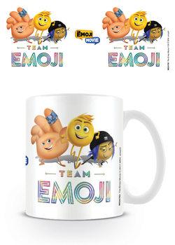 Hrnček Emoji Film - Team Emoji