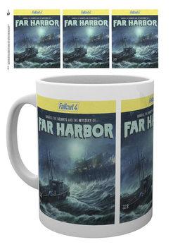 Hrnček  Fallout 4 - Far Harbor