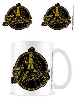 Hrnček Freddie Mercury - Biker