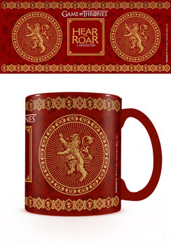 Hrnček  Game of Thrones - Lannister