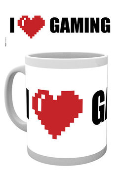 Hrnček Gaming - Love Gaming