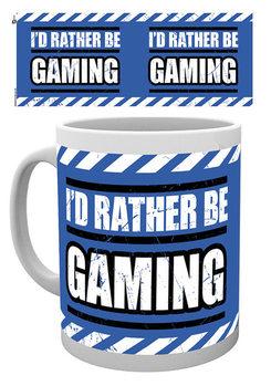 Hrnček Gaming - Rather Be