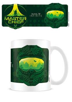 Hrnček Halo: Infinite - Master Chief Forest