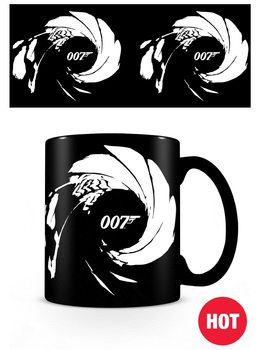Hrnček James Bond - Gunbarrel