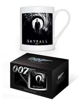 Hrnček James Bond: Skyfall - Bone China Mug