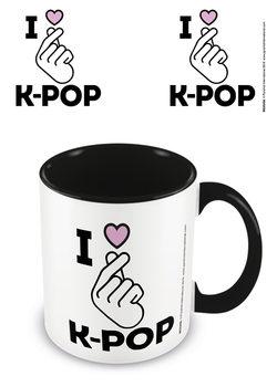 Hrnček K-Pop - I Love K-Pop