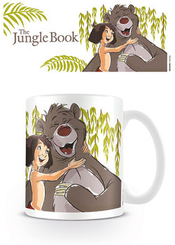 Hrnček Kniha džungle