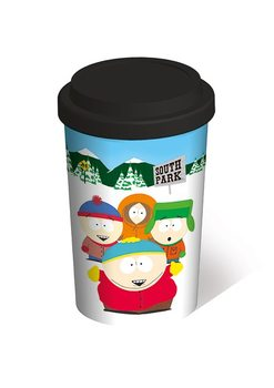 Hrnček Mestečko South Park - Characters Travel Mug