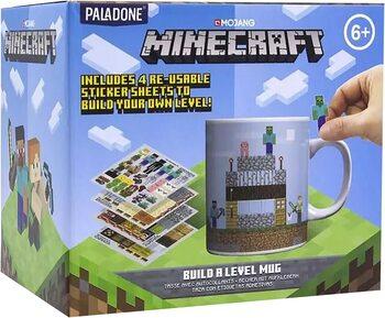 Hrnček Minecraft - Build a Level