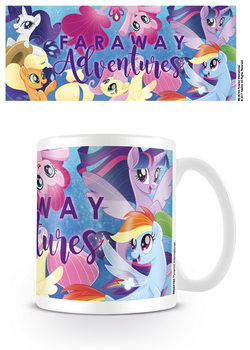 Hrnček  My Little Pony Movie - Faraway Adventures