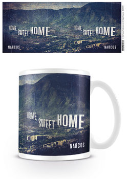 Hrnček  Narcos - Home Sweet Home