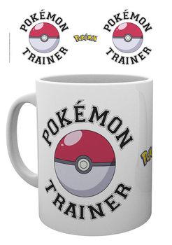 Hrnček Pokemon - Trainer