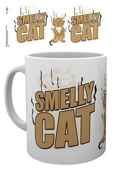Hrnček Priatelia - Smelly Cat