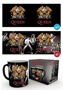 Hrnček Queen - Crest (Bravado)