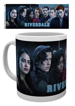 Hrnček  Riverdale - Key Art Cast
