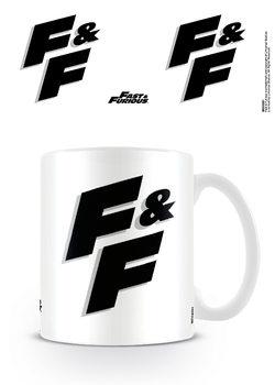 Hrnček  Rychlo a zbesilo  - F&F