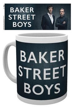 Hrnček Sherlock - Baker Street Boys