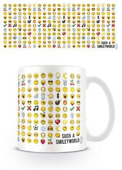 Hrnček Smiley - Emoticon