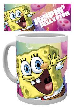 Hrnček Spongebob - Jellyfish