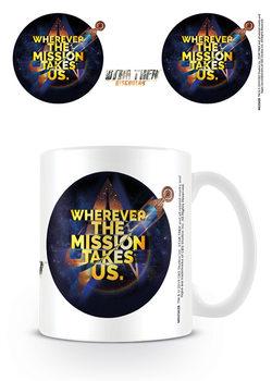 Hrnček Star Trek: Discovery - Mission