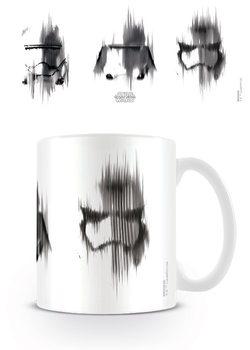 Hrnček Star Wars : Epizóda VII - Helmet Lines