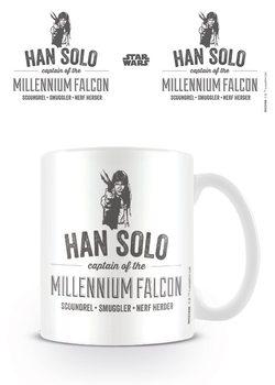 Hrnček Star Wars - Han Solo