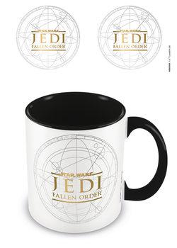 Hrnček Star Wars: Jedi Fallen Order - Logo