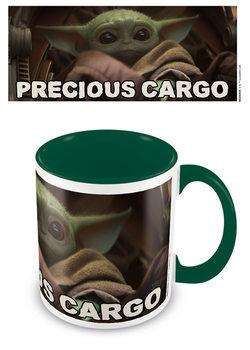 Hrnček Star Wars: The Mandalorian - Precious Cargo (Baby Yoda)