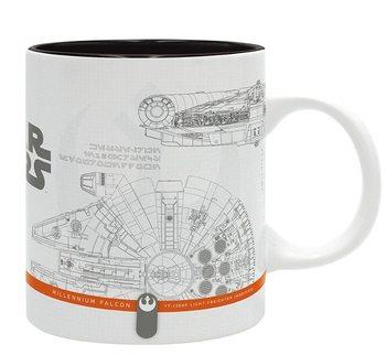Hrnček Star Wars: Vzostup Skywalkera - Spaceships