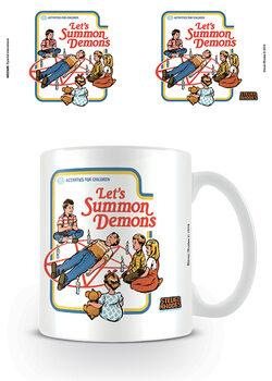 Hrnček Steven Rhodes - Let's Summon Demons