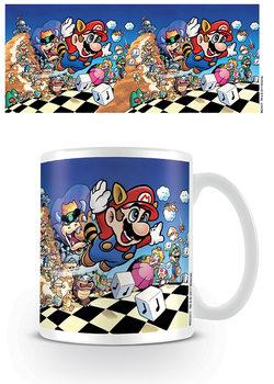 Hrnček Super Mario - Art