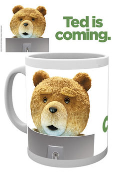 Hrnček Ted - Is Coming