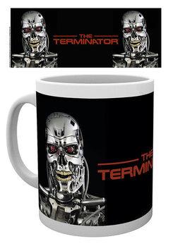 Hrnček Terminator - Endoskeleton